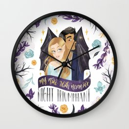 MY MATE Wall Clock
