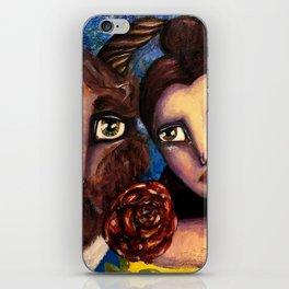 Beauty & the Beast iPhone Skin