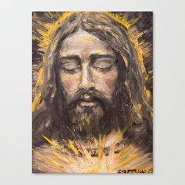 The Transfiguration I Canvas Print