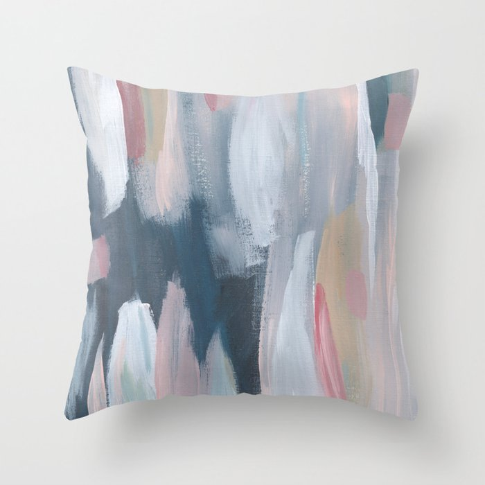Oyster's Pearl Throw Pillow