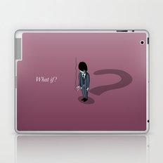 What if? Laptop & iPad Skin