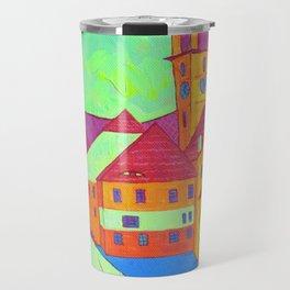Town Travel Mug