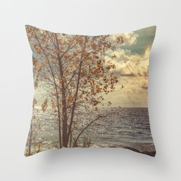 When You Start To Fall Throw Pillow
