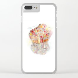 Town Clear iPhone Case
