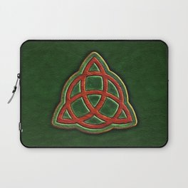 Book of Shadows Cover Laptop Sleeve