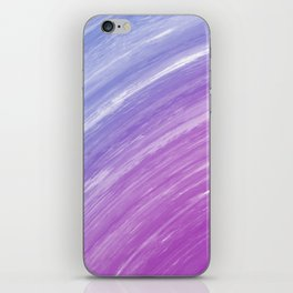 Pastel Ombre iPhone Skin