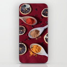 All Spices iPhone Skin