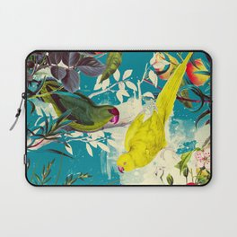 Tropical birds in the nature - 010 Laptop Sleeve