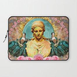 softest romantic rose queen Laptop Sleeve