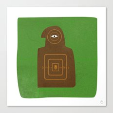 Ashley Cole - Trigger Happy Canvas Print