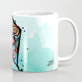 Alaska Love Coffee Mug