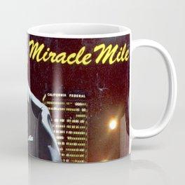 California Miracle Mile Coffee Mug