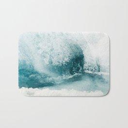 Water Swirl Bath Mat