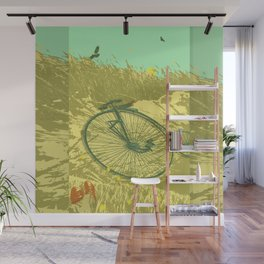 LAZY DAY RIDE Wall Mural