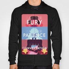 Fury/Patience/Conversation Hoody