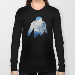 Rolling Over the Peak Long Sleeve T-shirt