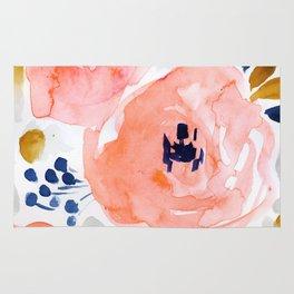 Genevieve Floral Rug