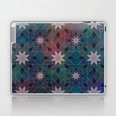 Water Lily Pattern Laptop & iPad Skin