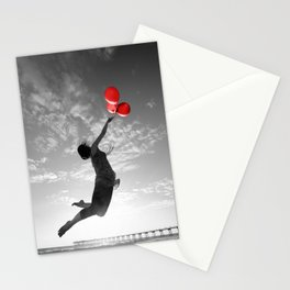 Balloons of Hope Stationery Cards