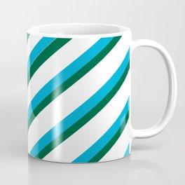 TEAM COLORS 1...LIGHT BLUE,GREEN Coffee Mug