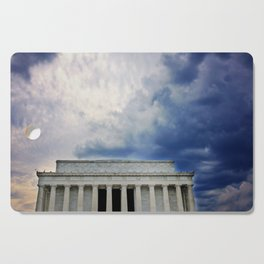 Dramatic Background Cutting Board