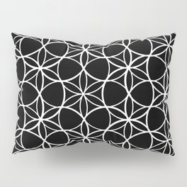 Flower of life pattern Pillow Sham