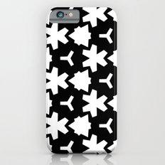 Weizigt Black & White iPhone 6s Slim Case