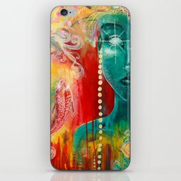 I See Fire iPhone Skin