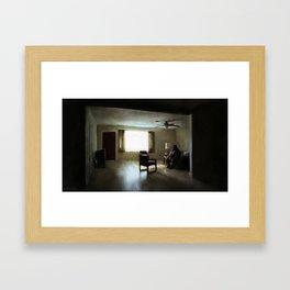 Safehouse Framed Art Print