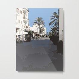 Ibiza complex Metal Print