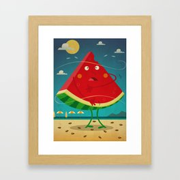 Oops!! Framed Art Print