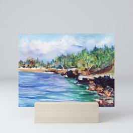 Maha'ulepu Heritage Trail Mini Art Print