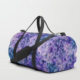 Hibiscus Flower Pattern Duffle Bag