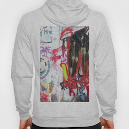 Colorful Graffiti Hoody
