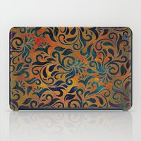 antique iPad Cases featuring ANTIQUE PATTERN by Klara Acel