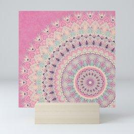 Mandala 564 Mini Art Print