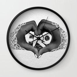 Fro Love Wall Clock