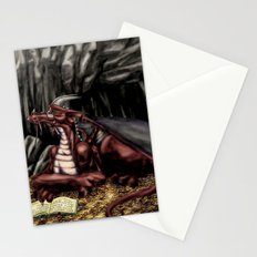 The Dragon's Cave Stationery Cards