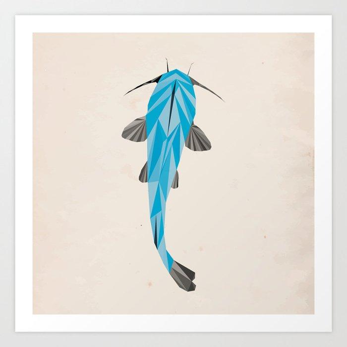 Catfish Kunstdrucke