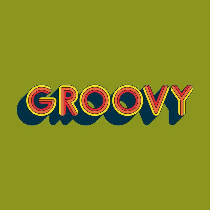 Groovy Duvet Cover