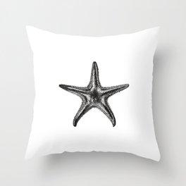 Sea Star, Star Art, Sea Throw Pillow
