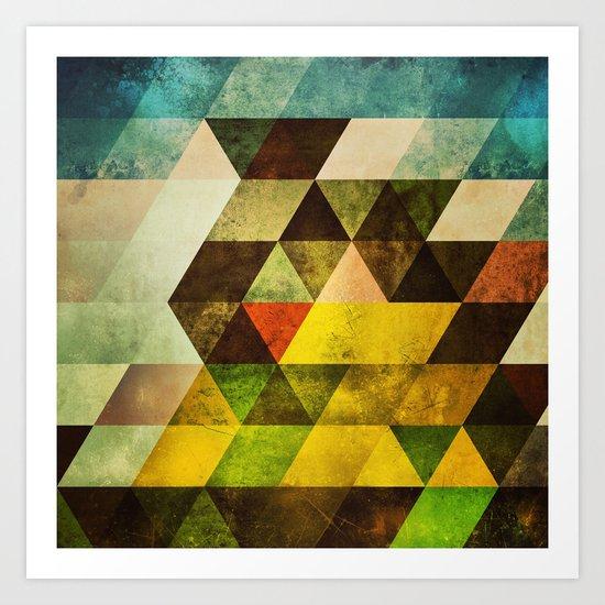 pyyk Art Print