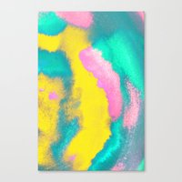 florida Canvas Prints featuring Florida by elena + stephann