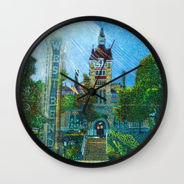 Old Court House Wall Clock