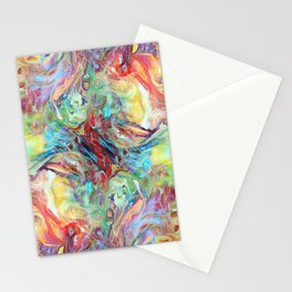 Abstract Marble 07 Stationery Cards