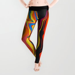 African Heat Leggings