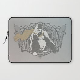 Fearless Creature: Grillz Laptop Sleeve