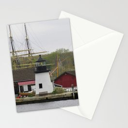 Mystic Seaport Stationery Cards