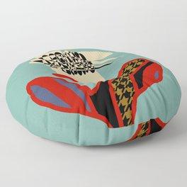 QUEEN OF STYLE Floor Pillow