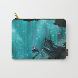 Toothless Paradise Carry-All Pouch